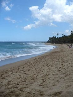 A Visual Tour of the Beaches of Puerto Rico: Sandy Beach