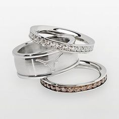 Love the UT jewels!  I'm getting married with this!  Gotta find a UT alumni boyfriend first though! ;-)