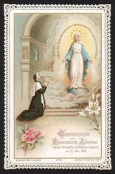 Santa Catarina de Labouré