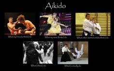 Aikido in actuality... by KopyKunoichi.deviantart.com on @deviantART