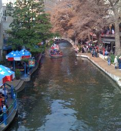 Riverwalk San Antonio Texas
