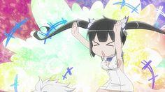 Hestia {Déesse de Bell} ~ Série Manga Anime = DanMachi : Familia Myth ~ MangAnime ~ [✨GiF✨]