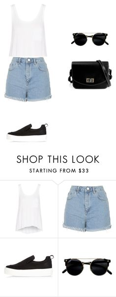 """Без названия #5"" by serobabova on Polyvore featuring мода, rag & bone, Topshop и River Island"
