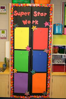 Nice  ideas for classroom setup