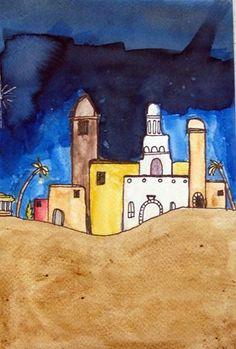 Bethlehem paintings