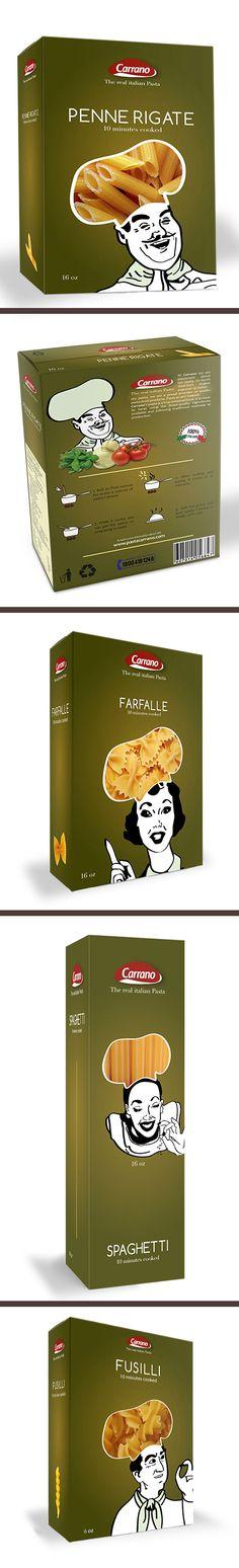 Federica Marletti © Ilas 2012 / Packaging Food