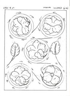 Image result for Drawing Sheridan Style Patterns
