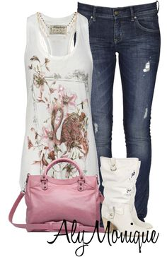 """""""Untitled #528"""" by alysfashionsets on Polyvore"""