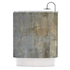 East Urban Home Overlooked by CarolLynn Tice Shower Curtain
