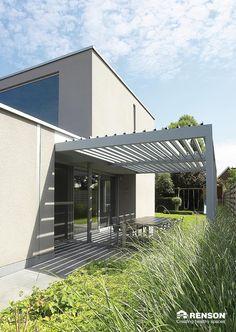 Terrassendach: Terrasse von derraumhoch3