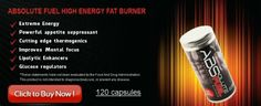 ABSolute Fuel high energy fat burner