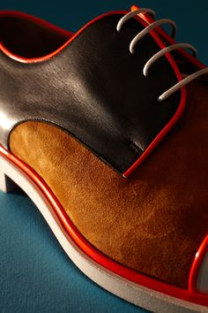 Christian Louboutin Mens Shoe  Photography by Tom Hartford