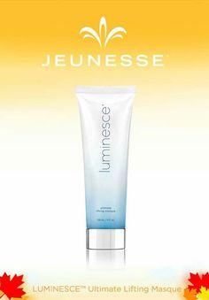 #Luminesce #Lifting #Masque😉💖💟 craving.jeunesseglobal.com  #share❤🌺