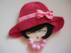 Lindas damas com CD´s | MEU MUNDO CRAFT