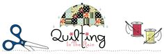 Quilting Tutorials and Fabric Creations | Quilting In The Rain  http://quiltingintherain.blogspot.com/