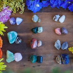 Gemstone Duos- To Bring Your intentions to Light