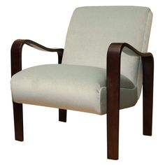 Thonet Lounge Chair | From a unique collection of antique and modern lounge chairs at https://www.1stdibs.com/furniture/seating/lounge-chairs/