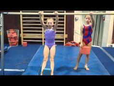 Ideas for recreational gymnastics classes Gymnastics Lessons, Preschool Gymnastics, Gymnastics Tricks, Gymnastics Coaching, Gymnastics Training, Gymnastics Workout, Gymnastics Bars, Tumbling Gymnastics, Parkour Gym