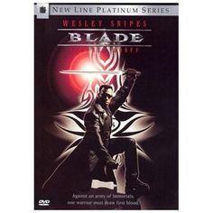 Blade (DVD, 1998, Platinum Edition) Wesley Snipes Stephen Norrington