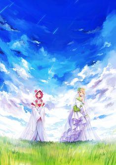 Monolith Soft, Character Design References, Character Art, Xeno Series, Xenoblade Chronicles 2, Video Games Girls, Nintendo Characters, Manga Games, Anime Comics