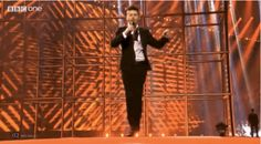 Belarus danced like this. | The 24 Most Important Moments From Eurovision 2014