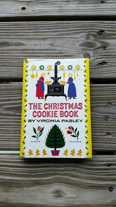 1949 The Christmas Cookie Book By Virginia Pasley 14th