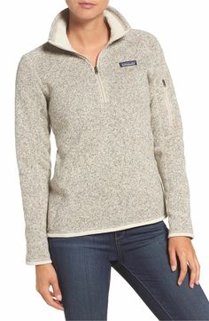 Main Image - Patagonia  Better Sweater  Zip Pullover Christmas Wishlist  2017 3b029534e380f