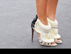 insane pearl shoes