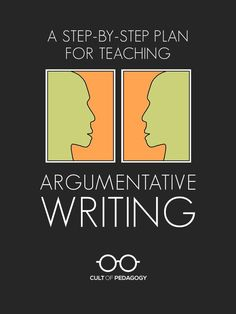 The art of persuasion is an essential life skill. It also happens to be required curriculum for many teachers. In this post, I'll share my method for teaching argumentative writing. Writing Strategies, Writing Lessons, Writing Resources, Teaching Strategies, Writing Activities, Writing Skills, Writing Services, Writing Contests, Grammar Lessons