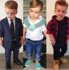 Ideas baby boy outfits easter kids fashion for 2019 Baby Boy Dress, Baby Boy Swag, Cute Baby Boy Outfits, Little Boy Outfits, Toddler Outfits, Little Boys, Little Boy Hairstyles, Baby Boy Haircuts, Toddler Boy Fashion