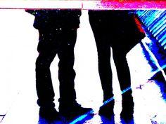 """""""Caminando #juntos"""" Ver más en: www.librecreacion.net www.sirenasinmar.blogspot.com www.facebook.com/SugarherArts Viera, Knee Boots, Facebook, Shoes, Fashion, Moda, Zapatos, Shoes Outlet, Fashion Styles"""