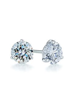 Kwiat 1.25ct tw Diamond & Platinum Stud Earrings available at #Nordstrom
