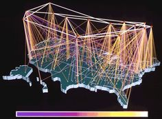 Repeated attacks hijack huge chunks of Internet traffic, researchers warn. by attacking the border gateway protocol (BGP) How Internet Works, National Science Foundation, Big Data, Cartography, Installation Art, Cyber, Accounting, Social Media