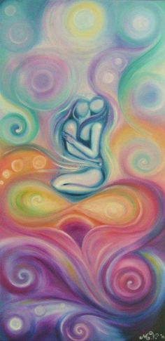 The highest state of human love is the unity of one soul in two bodies. The soul connection is a compelling magnetised vibration of sacred divine union. The intense yearning towards the other, is a knowing that comes from the depth of the ONE soul. Twin Flame Love, Twin Flames, Catherine Klein, Flame Art, Love Connection, Images Gif, Twin Souls, Couple Art, Bedroom Art