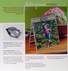 52 Beautiful CD Craft Ideas