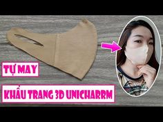 I have made a fabric face mask video tutorial. In this simple face mask sewing video, I . Diy Mask, Diy Face Mask, Crochet Mask, Diy Tote Bag, Beautiful Mask, Fashion Mask, Homemade Face Masks, Sewing Accessories, How To Make Homemade