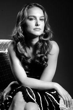 Natalie Portman portrait at Toronto Film Festival - Daily Celebrity Photos - Glamour.com