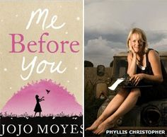 Me before you Jo Jo Moyes amazing!