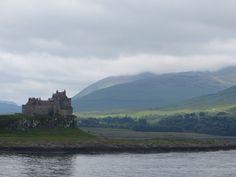 Duart Castle #isleofmull #scotland