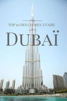 Vous rêvez de partir à Dubaï ? voici une liste des 10 choses à ne manquer dans cette ville ! #dubai Voyage Dubai, Stuff To Do, Things To Do, Dubai Holidays, Dubai Travel, Dubai Trip, Grand Mosque, United Arab Emirates, Abu Dhabi