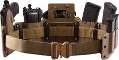 High Threat Concealment Tactical Belt, Kydex Holster, Tactical Survival, Survival Gear, War Belt, Bug Out Gear, Battle Belt, Combat Gear, Tac Gear