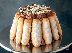 """Шоколадный торт """"Шарлотта"""""""