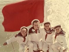 "Yakov Khalip - ""Sea cadets""- ca. 1950"
