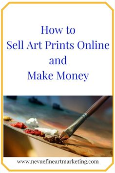 Have you been contemplating on selling prints of your original artwork? In this article, you will discover, how to sell art prints online and make money. Art Projects For Adults, Cool Art Projects, Project Ideas, Business Design, Business Wear, Craft Business, Creative Business, Online Business, Price Artwork