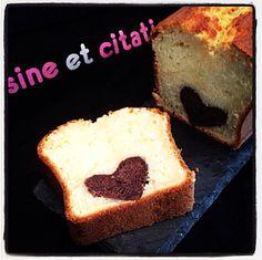 Mon gâteau surprise spécial St Valentin... Avec un coeur à lintérieur ! - Le blog de cuisineetcitations-leblog