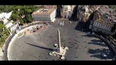 A DRONE IN ROME