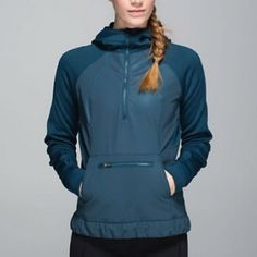 LULULEMON Let's Get Visible Hoodie 6 Reflective Fantastic jacket! One of the best ever made by Lululemon and lie opinion. Super flattering fit. Amazing color. Very cozy. lululemon athletica Jackets & Coats