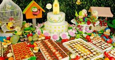 festa de aniversário jardim - Pesquisa Google