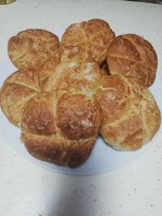 Chifle de pâine French Toast, Bread, Breakfast, Food, Morning Coffee, Brot, Essen, Baking, Meals