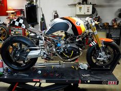 Cafe Racer Pasión — BMW R nineT Cafe Racer COC - Churchofchoppers |...